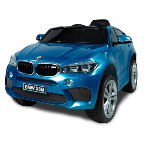 Samochód na akumulator BMW X6 M + Pilot